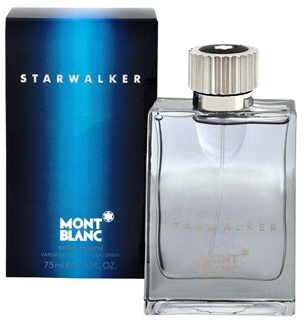 Mont Blanc Starwalker toaletná voda pánska 75 ml
