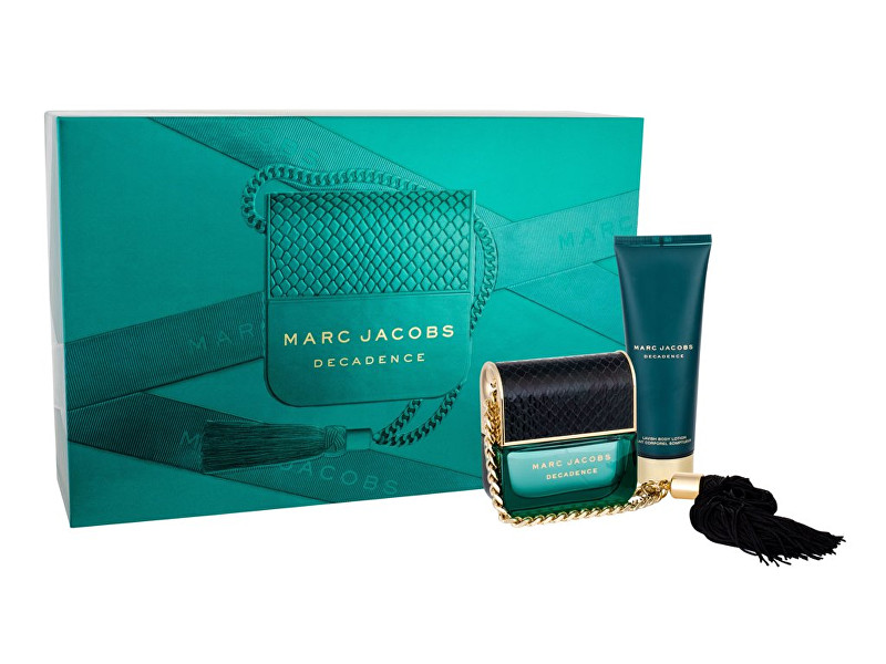 Marc Jacobs Decadence - EDP 50 ml   telové mlieko 75 ml
