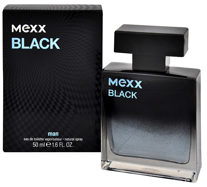 Mexx Black Man - EDT 30 ml