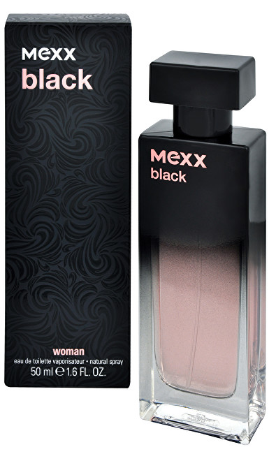 Mexx Black Woman - EDT 30 ml