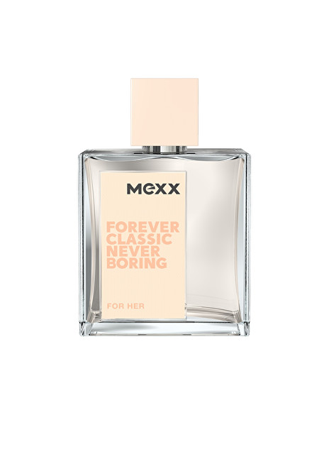Mexx Forever Classic Never Boring for Her - EDT 30 ml