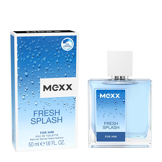 Mexx Fresh Splash Man  EDT 50 ml