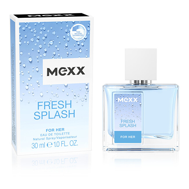 Mexx Fresh Splash Woman  EDT 30 ml