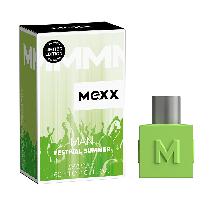 Mexx Summer Festival Man - EDT 35 ml
