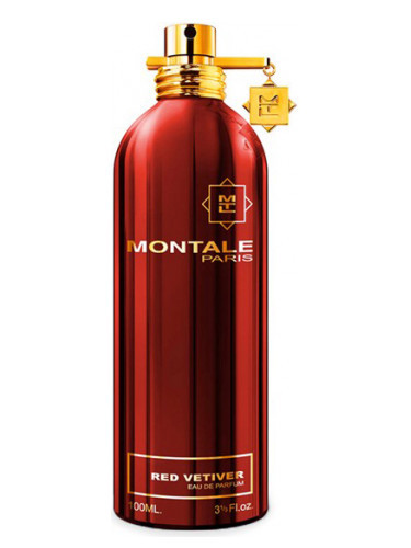 Montale Red Vetyver - EDP 1 ml - odstřik