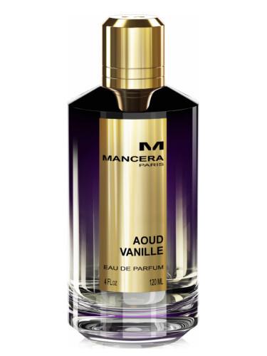 Mancera Aoud Vanille - EDP 120 ml