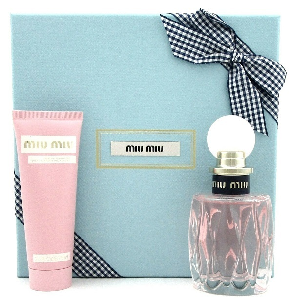 Miu Miu Miu Miu L'Eau Rosée - EDT 100 ml + krém na ruce 75 ml