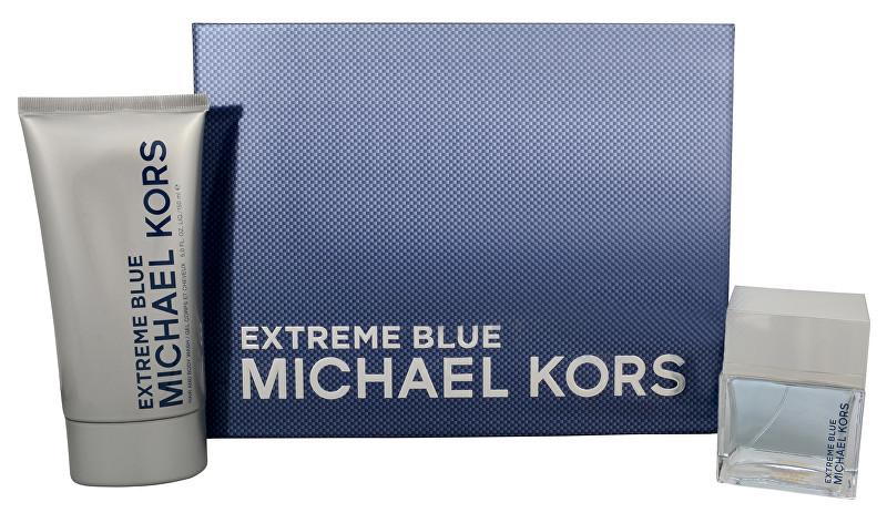 Michael Kors Extreme Blue - EDT 70 ml + tělový gel 150 ml