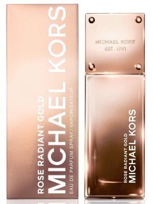 Michael Kors Rose Radiant Gold, parfumovaná voda dámska 100 ml