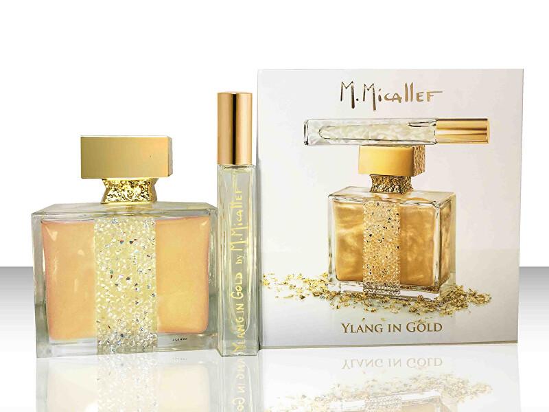 M. Micallef Ylang In Gold - EDP 100 ml + EDP 10 ml