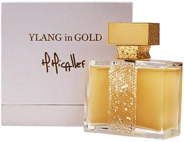 M Micallef Ylang In Gold  EDP 100 ml