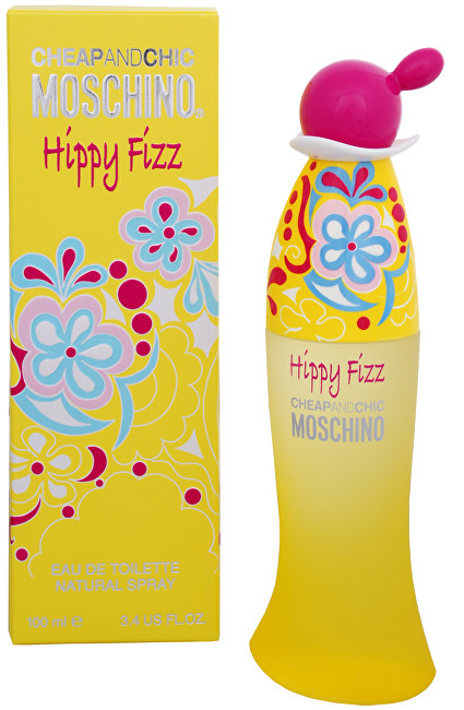 Moschino Cheap & Chic Hippy Fizz - EDT 50 ml