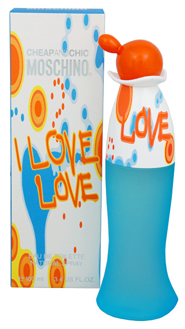 Moschino Cheap & Chic I Love Lovepentru femei EDT 100 ml