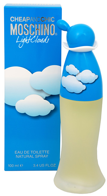 Moschino Cheap & Chic Light Clouds - EDT 50 ml