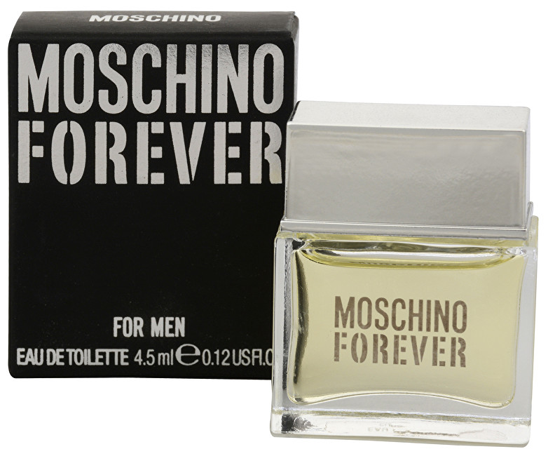 Moschino Forever - miniatura EDT 4,5 ml