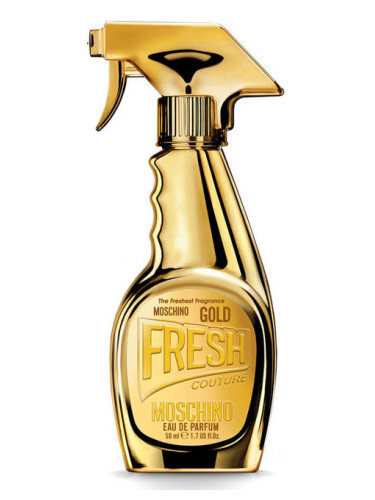 Moschino Gold Fresh Couture - EDP 50 ml