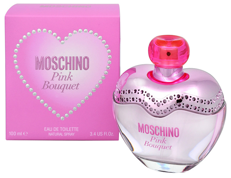 Moschino Pink Bouquet - EDT 100 ml