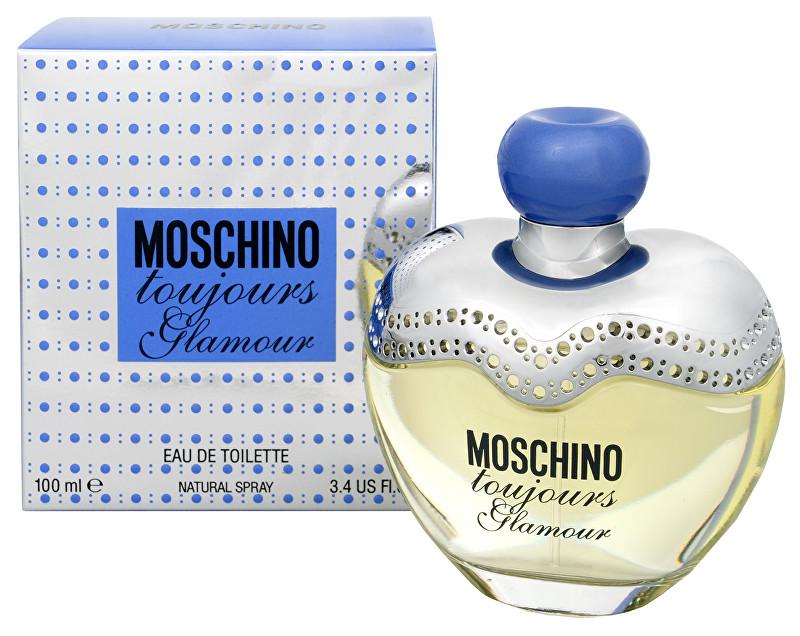 Moschino Toujours Glamour toaletná voda dámska 50 ml