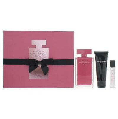 Narciso Rodriguez Fleur Musc For Her - EDP 100 ml   tělové mléko 75 ml   EDP 10 ml