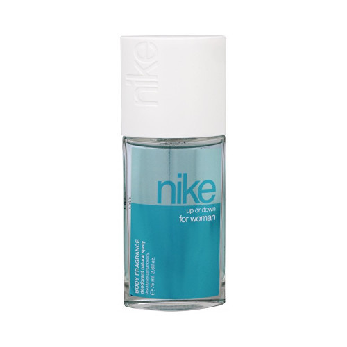 Nike Up Or Down Woman dezodorant sklo 75 ml