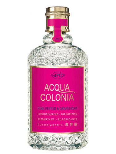 4711 Acqua Colonia Pink Pepper amp; Grapefruit  EDC 170 ml