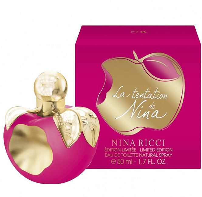 Nina Ricci La Tentation De Nina - EDT 50 ml