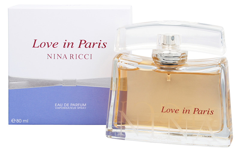 Nina Ricci Love in Paris parfumovaná voda dámska 30 ml