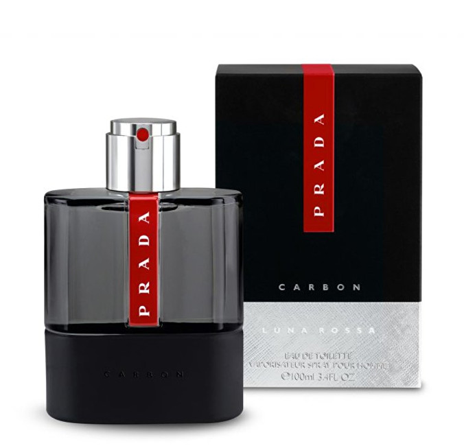 Prada Luna Rossa Carbon - EDT 50 ml