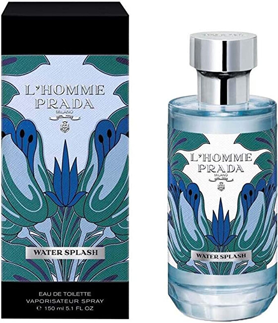 Prada Prada L´Homme Water Splash  EDT 150 ml