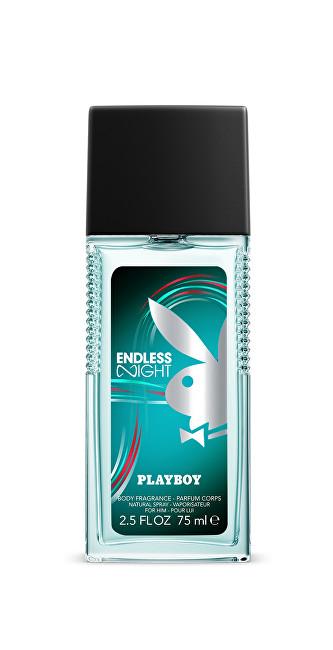 Playboy Endless Night For Him - deodorant s rozprašovačem 75 ml