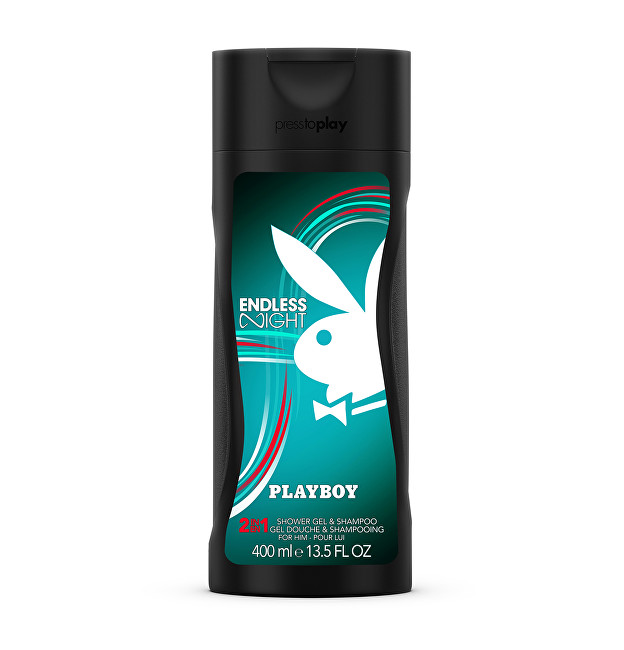 Playboy Endless Night For Him sprchový gel 250 ml