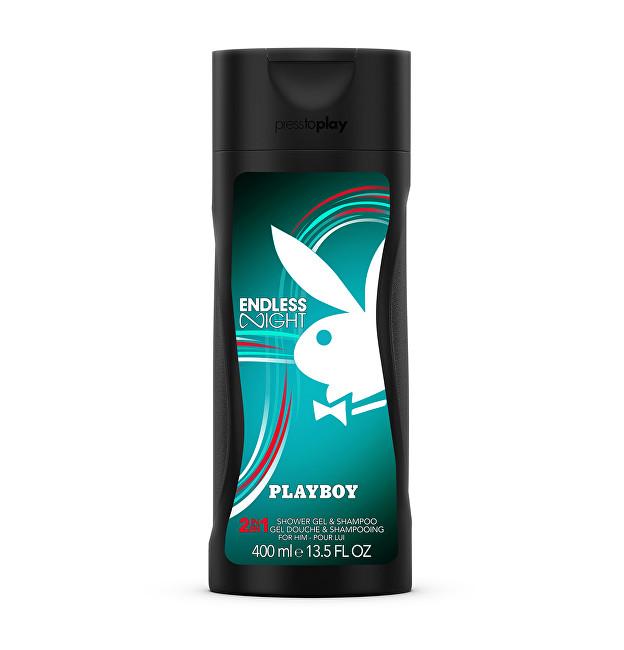 Playboy Endless Night For Him - sprchový gel 400 ml