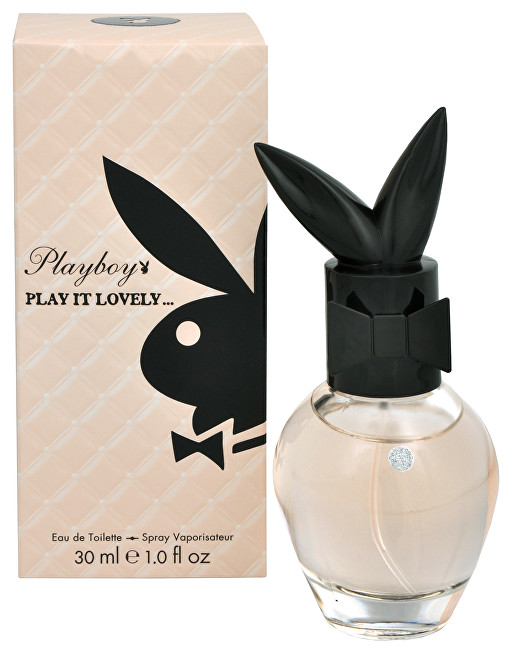 Playboy Play It Lovely toaletná voda dámska 50 ml