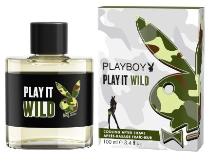 Playboy Play It Wild For Him - voda po holení 100 ml
