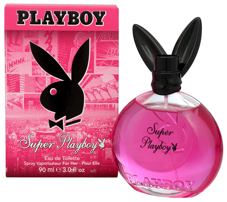 Playboy Super Playboy For Her - EDT 90 ml