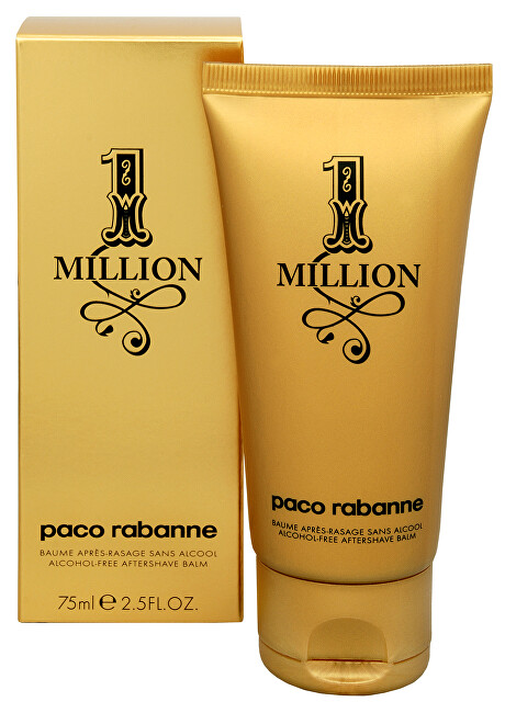 Paco Rabanne 1 Million - balzam po holení 75 ml