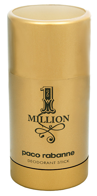 Paco Rabanne 1 Million - tuhý deodorant 75 ml
