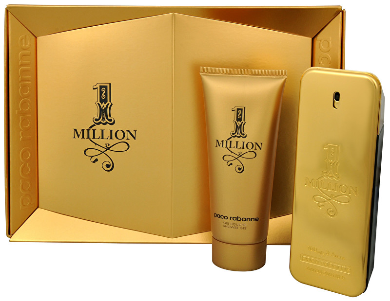 Paco Rabanne 1 Million - EDT 100 ml   sprchový gél 100 ml