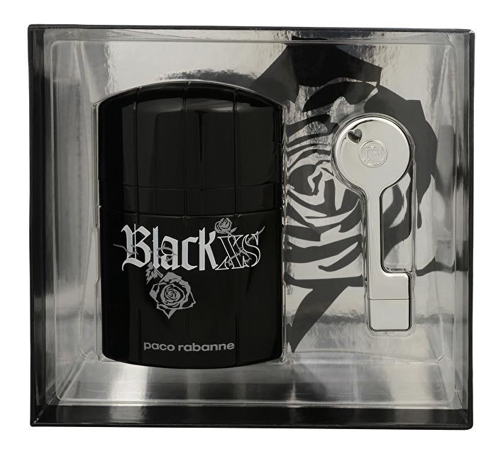 Paco Rabanne Black XS - EDT 50 ml + paměťová karta 512 MB