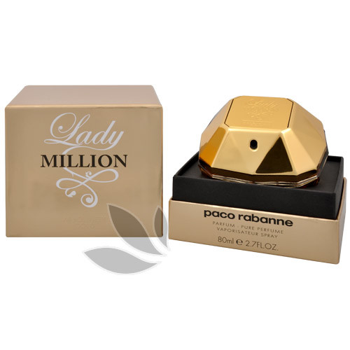 Paco Rabanne Lady Million Absolutely Gold parfumovaná voda dámska 80 ml