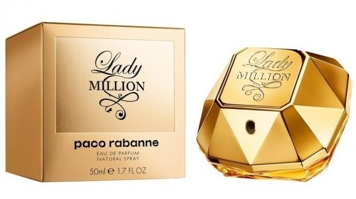 Paco Rabanne Lady Million parfumovaná voda dámska 80 ml