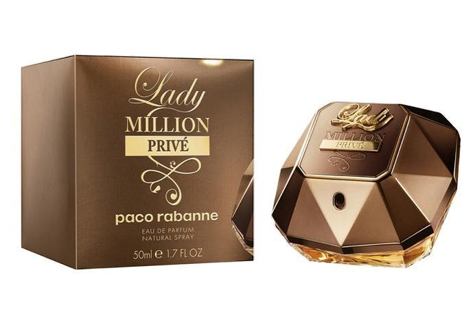 Paco Rabanne Lady Million Privé parfumovaná voda dámska 50 ml