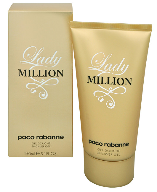 Paco Rabanne Lady Million sprchový gél 200 ml