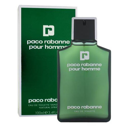 Paco Rabanne Paco Rabanne Pour Homme - toaletná voda s rozprašovačom 200 ml