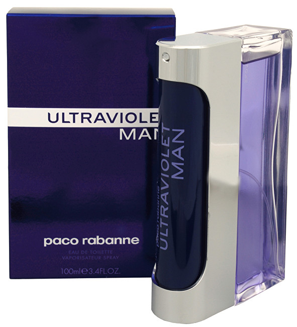 Paco Rabanne Ultraviolet Man - EDT 100 ml