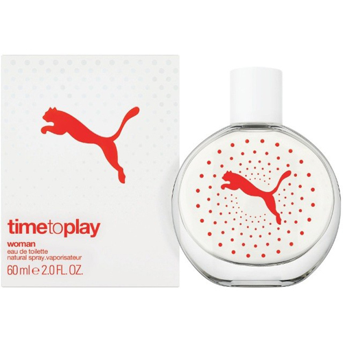 Puma Time To Play Woman - EDT 90 ml