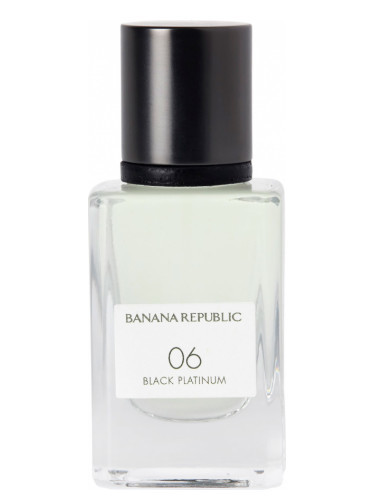Banana Republic 06 Black Platinum parfumovaná voda unisex 75 ml
