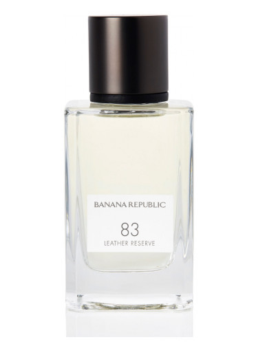 Banana Republic 83 Leather Reserve parfumovaná voda unisex 75 ml