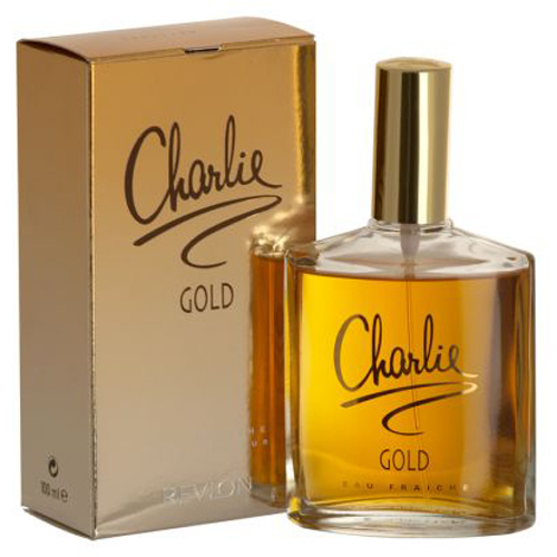 Revlon Charlie Gold - EDT 100 ml