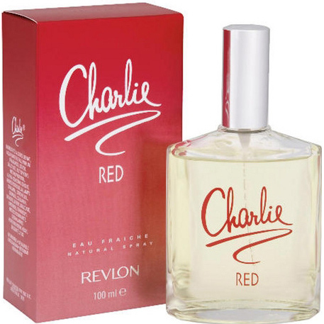 Revlon Charlie Red Eau De Fraiche - EDT 100 ml